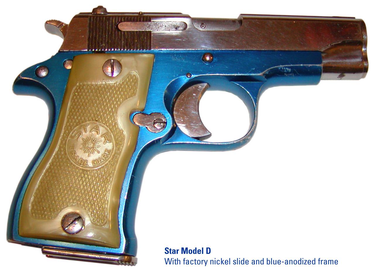 star firearms d series pistols rh star firearms com star safire 380 hd manual Star SS 380 Holster