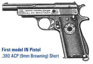 star firearms i series pistols rh star firearms com Steve's Pages Gun Manuals High Standard Shotgun Manuals